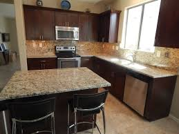 Kitchen Countertop Cabinets by Kitchen Backsplash For Black And White Kitchen Kitchen