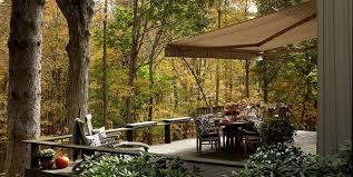 Deck Awning Retractable Shade Awnings Landscaping Network