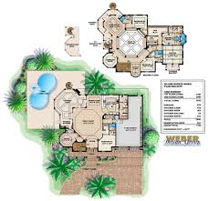 Breeze House Floor Plan Caribbean House Plans Island Style Architecture Floor Plans W