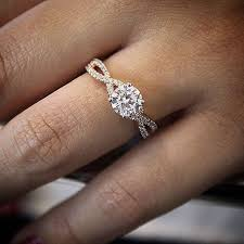 new york wedding band best 25 twist engagement rings ideas on wedding rings