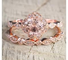 gold bridal set engagement rings and wedding band wedding sets bridal sets