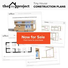 house construction plans tiny house construction plans now available