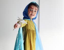 Halloween Costume Cape Wizard Cape Etsy