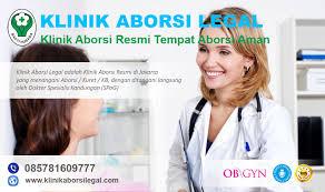 Aborsi Klinik Ntt Apotek Penjual Klinik Aborsi Legal Jakarta Jakarta