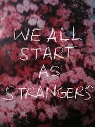 strangers flowers gif photography text quotes typography words lovely