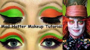 the mad hatter makeup tutorial youtube