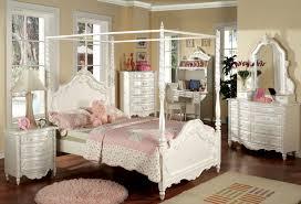 girls canopy bedroom sets home