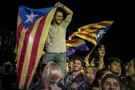 catalans vote for independence wsj
