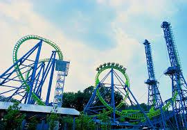 Sandusky Ohio Six Flags Top 10 Fastest Roller Coasters Till Date Omg Tens