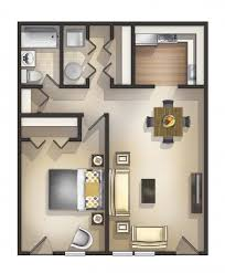 single bedroom house plans indian style sq ft studio apartment