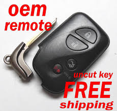 lexus is key fob programming used lexus gs460 keyless entry remotes fobs for sale