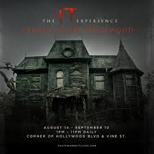 themed house prepare to soil yourself at this it themed haunted house the