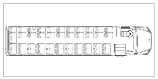bus floor plans glaval legacy bus specifications and photos sales service by