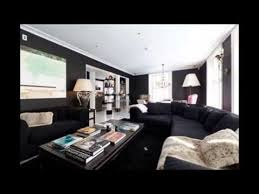 living room color schemes chocolate brown couch youtube