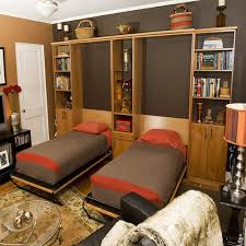 Bedroom Elegant Twin Murphy Bed Houzz Beds Prepare Perfect Girls - Elegant pictures of bedroom furniture residence
