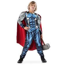 thor costume marvel thor costume for kids size 7 8 clothing