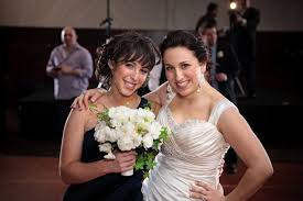The Happiest Day of My Life   Brute Reason My sister in law and me  on the happiest day of my life  And maybe of hers  too