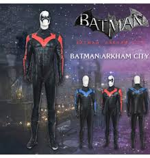 Halloween Costumes Nightwing Buy Batman Cosplay Halloween Costumes Fastcosplay