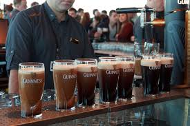 Irish Flag Shot Top 10 Drinks In Ireland Tenon Tours