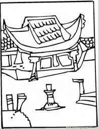 great wall of china coloring page kids coloring
