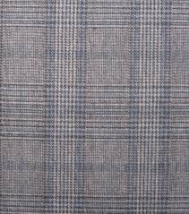 fashion suiting suit plaid gray fabric joann