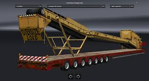 Oversize Load Flags Trailer Oversize Evolution V1 0 0 For Ats American Truck