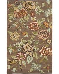 Safavieh Blossom Rug Amazing Deal On Safavieh Blossom Blm920a Area Rug Brown Multi