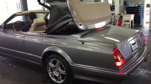 bentley azure 2009 2000 bentley azure mulliner symbolic edition youtube