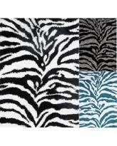 Animal Shaped Area Rugs by Animal Print Traditional Rugs Bhg Com Shop