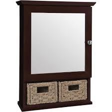 Glacier Bay Bathroom Vanities Glacier Bay Medicine Cabinet With Baskets Cabinets Glacier Bay