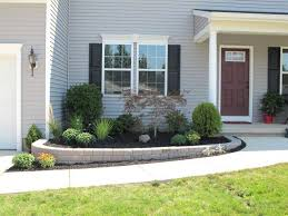 low maintenance landscape ideas for front of house beadboard