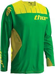 thor motocross jerseys mx mens riding gear