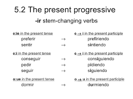 5 2 present progressive