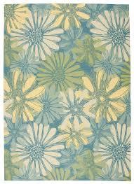 Polypropylene Area Rug Jaipur Rugs Indooroutdoor Abstract Pattern Multi Blue