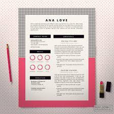 modern resume format 2015 exles resume template cv template design cover letter modern pop