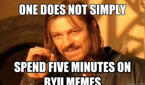 Byu Memes - one does not simply spend five minutes on byu memes boromir