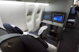 united airlines international carry on flight review united 777 200 businessfirst sfo sydney