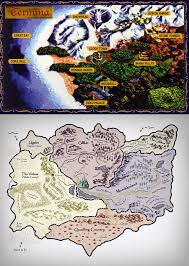 Map Of Oz Link Goes Over The Rainbow How Majora U0027s Mask Is Similar To The