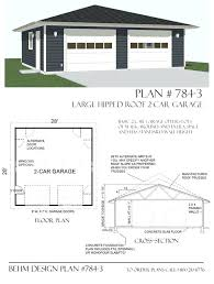 plan 006g 0014car garage designs philippines 3 car plans free