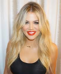 wavy lob haircut tutorial exactly how to get khloe kardashian s wavy style