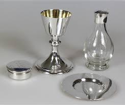 communion set sterling silver communion set communion sets