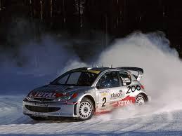 peugeot world peugeot 206 wrc automovilismo pinterest peugeot rally car