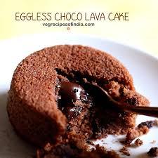 eggless choco lava cake eggless molten lava cake whole wheat