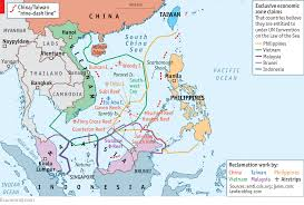 China Time Zone Map by What A New Agreement Means For The South China Sea