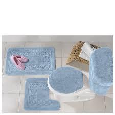 5 Piece Bathroom Rug Set by 5 Piece Scroll Bath Rug Set Gallery