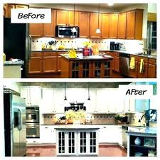 home depot kitchen cabinets refinishing cost restain cabinets refacing kitchen refinish laminate