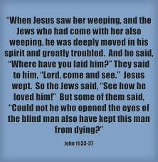 Comforting Messages From The Bible Jesus Raises Lazarus Bible Story Summary Lessons And Study
