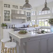 best 25 white grey kitchens ideas on white diy
