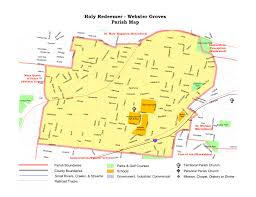 Map Directions Map Directions Holy Redeemer Catholic Parish