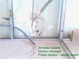 electricité cuisine arrivées électricité cuisine photo de restauration maison molières